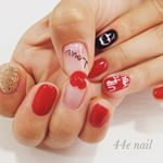 Instagram photo by @44e.nail (yoshie) | Iconosquare (221599)