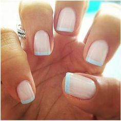 19 Fantastic French Manicure Ideas for 2014 (222709)