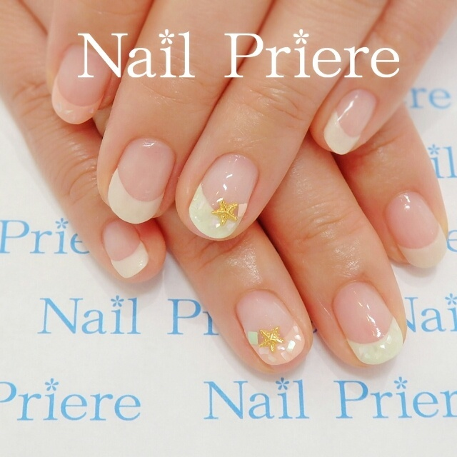 Nail_Priereさんのネイル♪[1021090]   ネイルブック (222736)