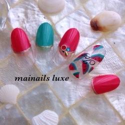 Mai Nailsさんのネイル♪[1022619] | ネイルブック (223248)