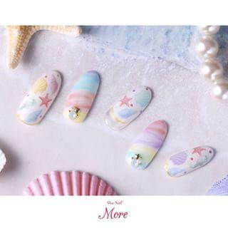 @shanailpro - HOT!!!Sha-Nail More Pastel ShellMPSL-001... - Pikore (228233)