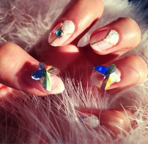 My new nail☆♪|ローラ Official Blog Powered by Ameba (228684)