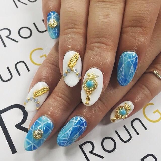 Nail & Eyelash Salon RounGe (235951)