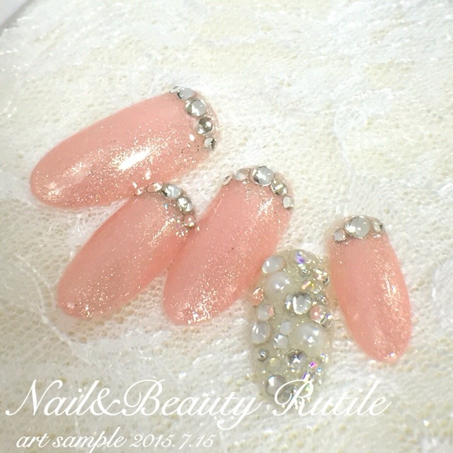 nail_and_beauty_rutileさんのネイル♪[1050053] | ネイルブック (236147)