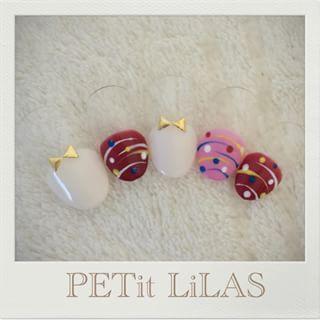 @nail_lilas - ヨーヨーネイル✨表参道 原宿のPrivatenail  PETit LiLAS... - Pikore (236837)