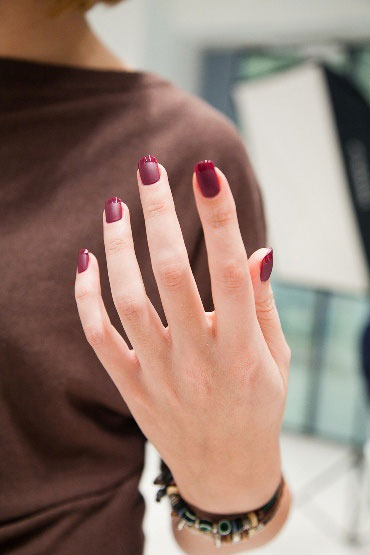 Fall 2014 Nail Trend: Matte Nails | StayGlam (238247)
