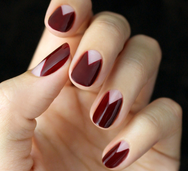 8 Elegant Thanksgiving Manicures - Fab Fatale (238248)