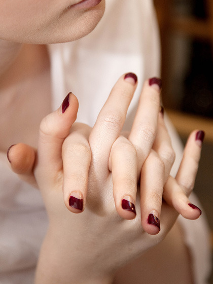 The Top 6 Nail Ideas From New York Fashion Week: Makeup: allure.com (238293)