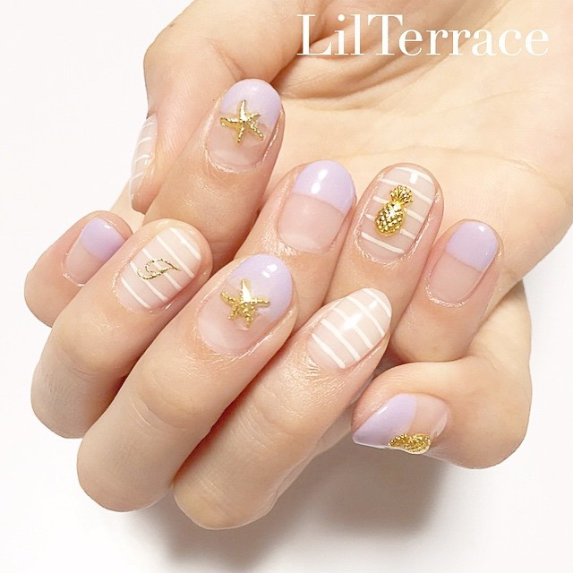 #イニシャルネイル • Instagram photos and videos (238982)