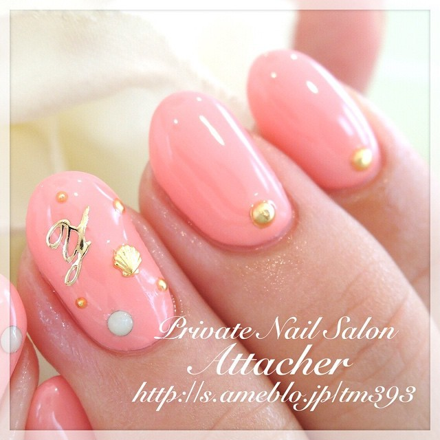 #イニシャルネイル • Instagram photos and videos (238987)