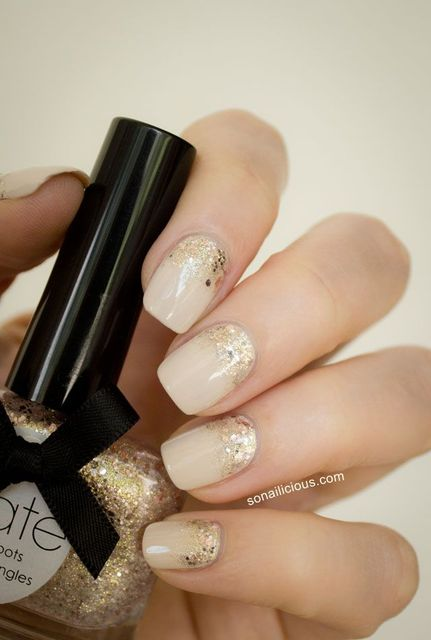 Nail Art to Try: Nude Nails | Pretty Designs (239875)