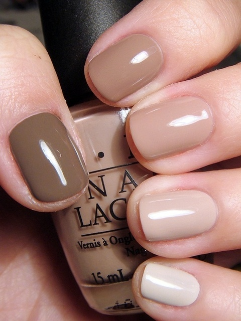 Nail Art to Try: Nude Nails | Pretty Designs (239876)