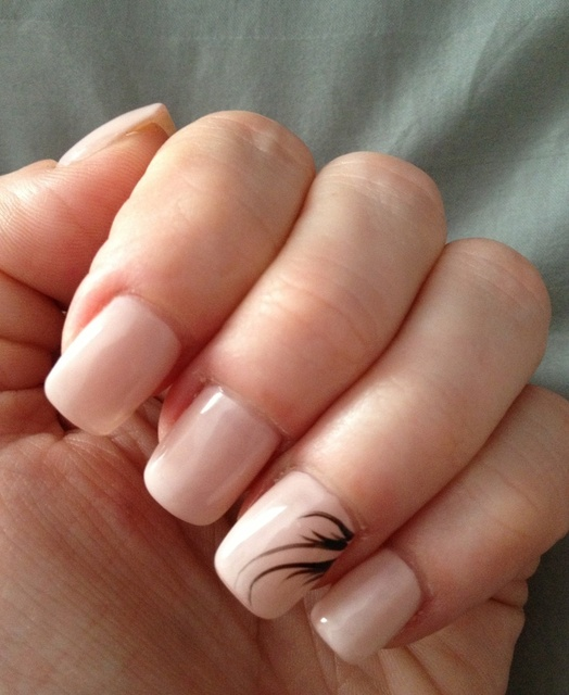 Nail Art to Try: Nude Nails | Pretty Designs (239877)