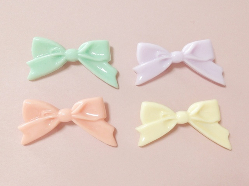 Love♡Letter(Original) - 【Handmade】Ribbon Hair Clip - Vintage&New&Handmade 〜 Love ♡ Letter 〜 | We Heart It (240195)