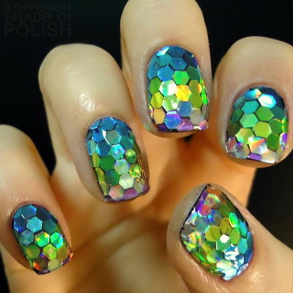 35 Cool 3D Nail Art - Hative (240856)