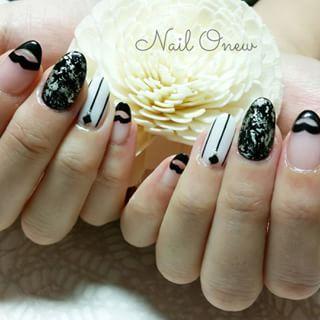 @nail_onew - 💋#リップネイル#nail#nailsalon#gelnail#nailart#ネイル#ネイ... - Pikore (242610)