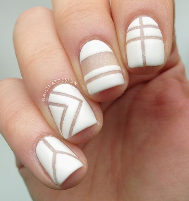 13 Fabulous Wedding Day Nail Designs (250525)