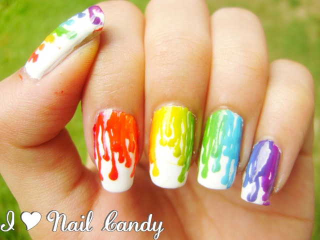 I Love Nail Candy: The 31-Day Nail Challenge: Day 10 - Gradient Nails (251024)