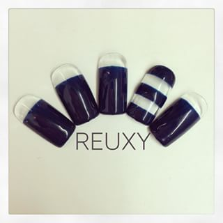 @reuxy - #nail #nails #nailart #art #design #gelnail... - Pikore (253073)