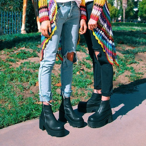 """💖👯Rival and Alec boots👯💖 