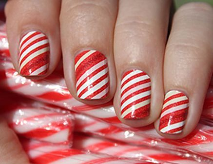 60 Winter Nail Polish Ideas, Submitted by Glamour.com Readers (253796)