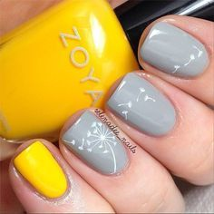 50+ Nail Art Ideas to Inspire Your Spring Style (254272)