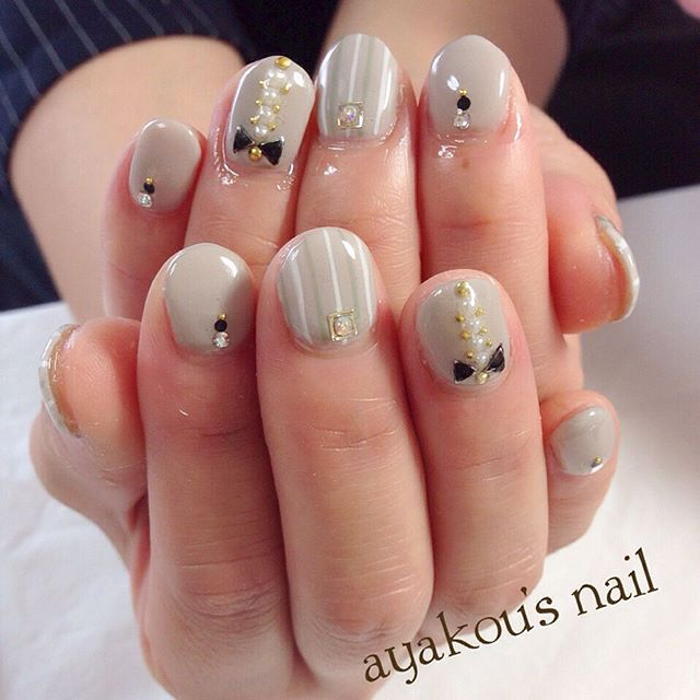 #グレージュネイル • Instagram photos and videos (257882)