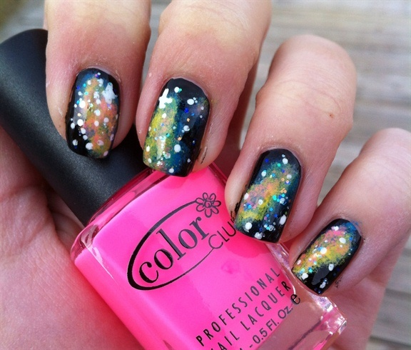 Galaxy Nails - Nail Art Gallery (260797)