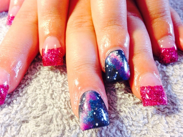 Galaxy Nails - Nail Art Gallery (260813)