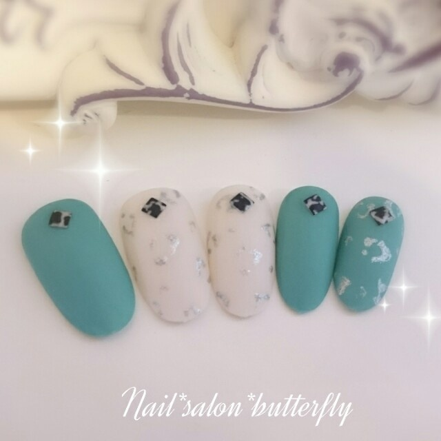 nail_salon_butterflyさんのネイル♪[1105651] | ネイルブック (261698)
