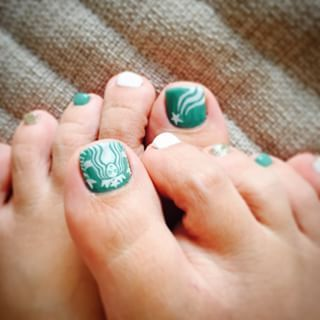 @daachan0526 - New Nail笙。縺。縺ェ縺、縺ゅj縺後→笙。#nail#繧ケ繧ソ繝舌ロ繧、繝ォ - Pikore (263560)