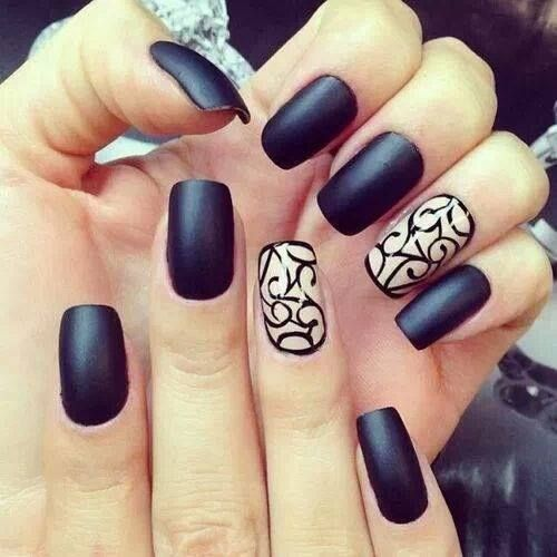24 Beautiful and Attractive Nail Art | Nails | Pinterest (264642)