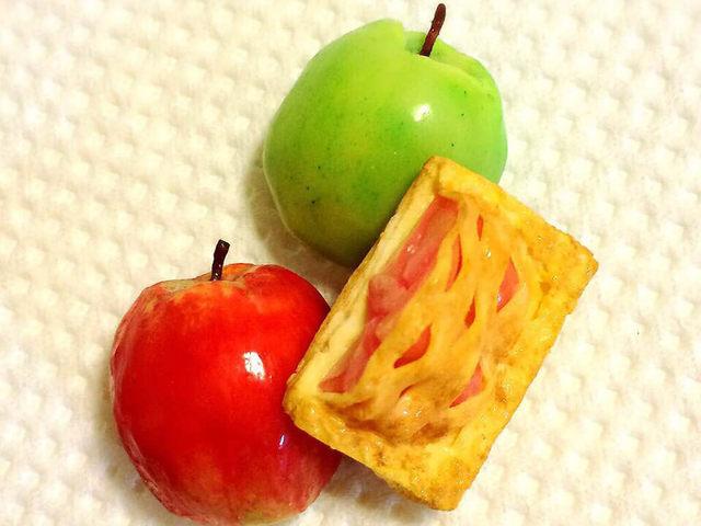 爪にリンゴやアップルパイ?!超立体ネイルアートが可愛すぎる!  | AUTHORs (268486)