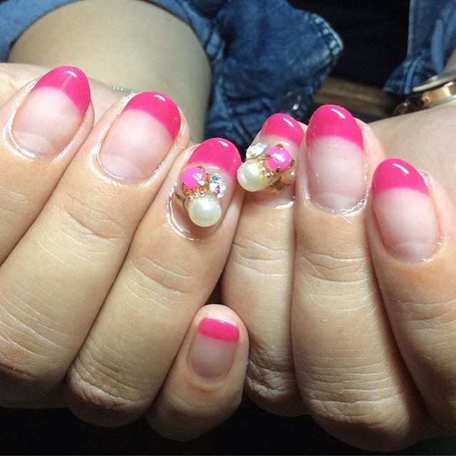 #ピンクネイル • Instagram photos and videos (270747)