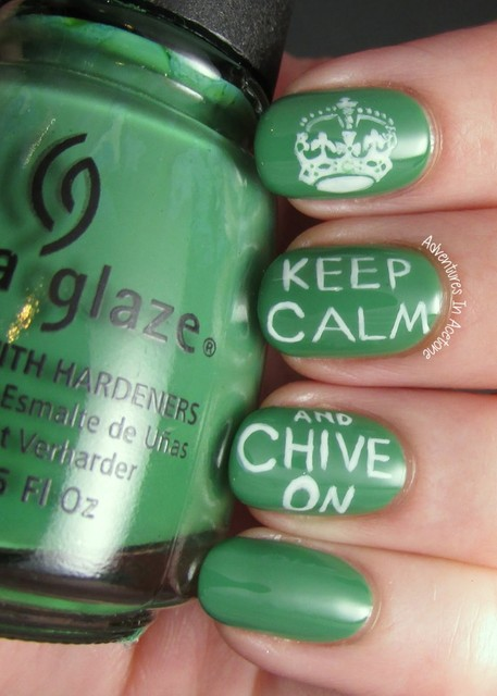 The Digit-al Dozen DOES Brands, Day 2: The Chive! - Adventures In Acetone (277378)