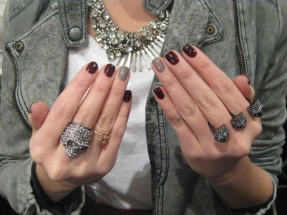 Oh My Goodness, So Many Cute Nail Ideas. I Just Can't Take It!: Lipstick.com (279179)