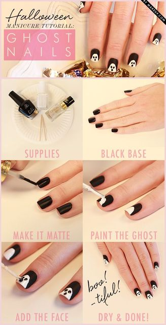 12 Easy DIY Nail Art Hacks, Tips, Tricks and Tutorials  | Gurl.com (281332)