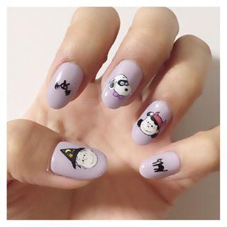 @riyong_0416 - .my new nail…😎.今年はSnoopy... - Pikore (288333)