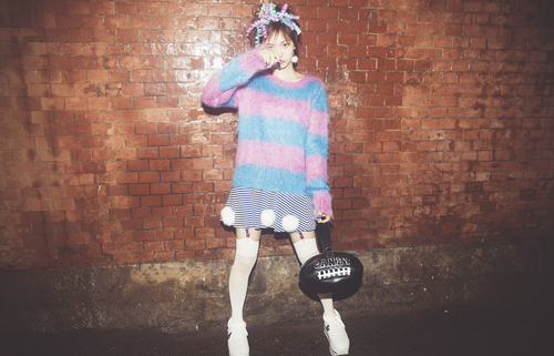 COLLECTIONS / CANDY STRIPPERCOLLECTIONS / CANDY STRIPPER | We Heart It (291618)