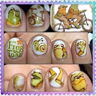 @mauloa_nails_ - #nail#nails#nailart#naildesign#japanesenailart#... - Pikore (292073)