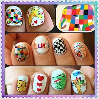 @mauloa_nails_ - #nail#nails#nailart#naildesign#japanesenailart#... - Pikore (292081)