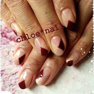 @chloe.nail - #お客様ネイル #ネイル #nail #ねいる #ジェルネイル #ジェル #クリア... - Pikore (292095)