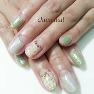 @3chum - #nail#nailart#naildesign... - Pikore (292858)