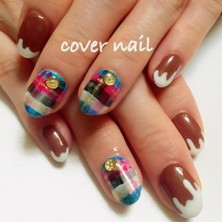 @covernail58 - #nailart#naildesign #nails#covernail... - Pikore (292953)