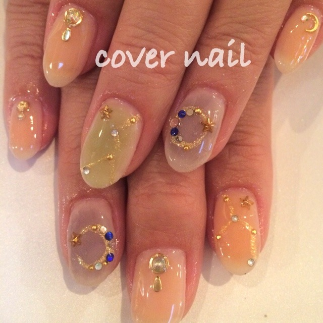 cover_nailさんのネイル♪[1178972] | ネイルブック (303440)