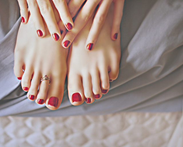How to Get Your Feet Ready for Sandals Season | StyleCaster (305572)