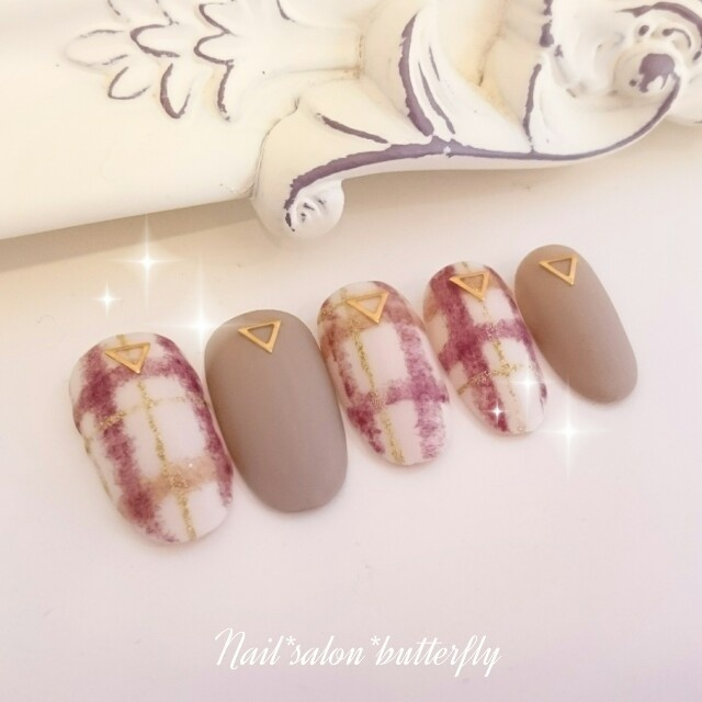 nail_salon_butterflyさんのネイル♪[1196094] | ネイルブック (309356)