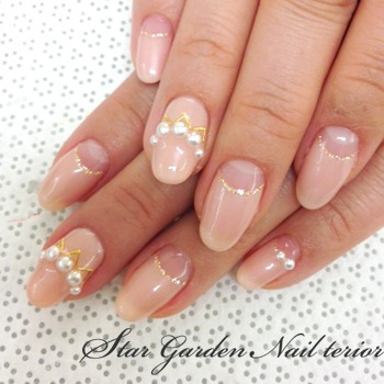 リングネイル☆ - STAR GARDEN Nail terior Blog (316652)
