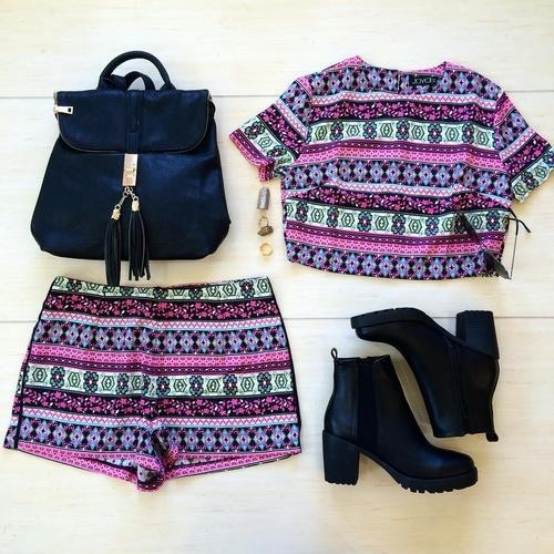 bag, style, fashion, look, black, outfit, love, shoes, by Kaye Salian | We Heart It (317844)