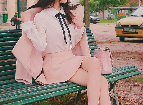 asian, fashion, and girl by ••달콤한 소녀••   We Heart It (320307)